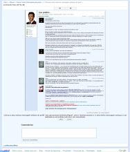 Photo: Discussão combinada entre Soraia e o perfil fingido de gnóstico 'amo gnosis/autor/Anônimo/Miguel' no Álbum antigo do Orkut.  Abaixo os ALERTA do estudante Pró-Samael sobre toda a dissimulação.