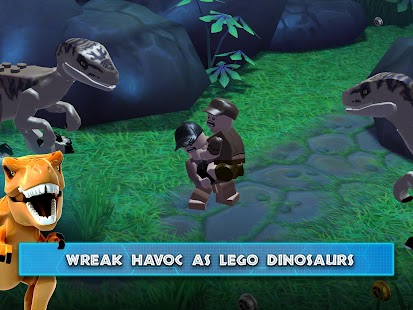 LEGO® Jurassic World™- screenshot thumbnail