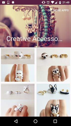 玩免費遊戲APP 下載Creative Fashion Accessories app不用錢 硬是要APP