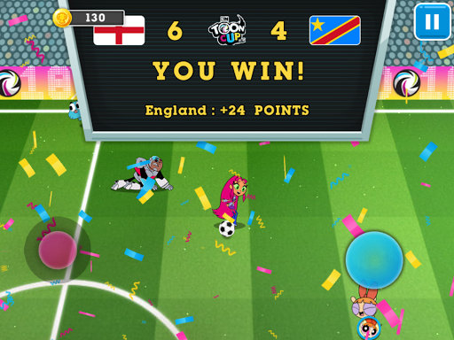 Toon Cup 2018 - Cartoon Networku2019s Football Game 1.0.15 screenshots 6