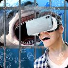 在笼子VR模拟器游泳鲨鱼 icon