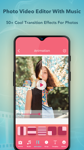 Photo Video Maker with Music : Video Editor screenshot 20