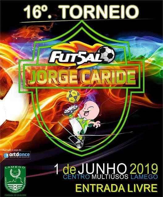 16º Torneio de Futsal Jorge Caride - 2019