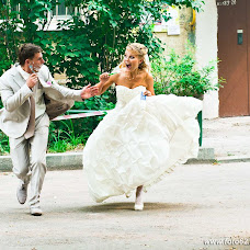 Wedding photographer Aleksandr Uruskin (Pritok41). Photo of 14.04.2015