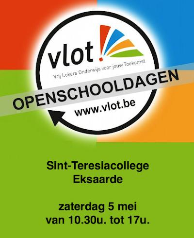Openschooldagen VLOT!