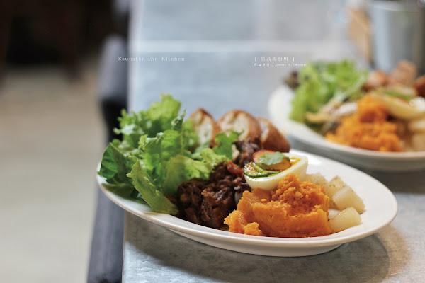 Soupstar The Kitchen 星高湯廚房 健康美味的風格簡餐 食材原味中吃到濃濃人情味
