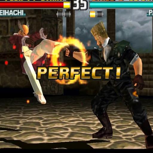 PS Tekken 3 Mobile Fight Arcade Game Tricks