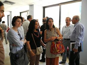 Photo: At the Mezopotamya Foundation conference devoted to establishing the first Kurdish language university in North Kurdistan (Turkey), Diyarbakir