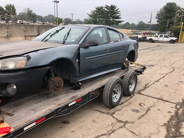 No Title No Problem Cash For Junk Cars Junk Car Removal Cash