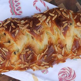 Czech Christmas Bread.