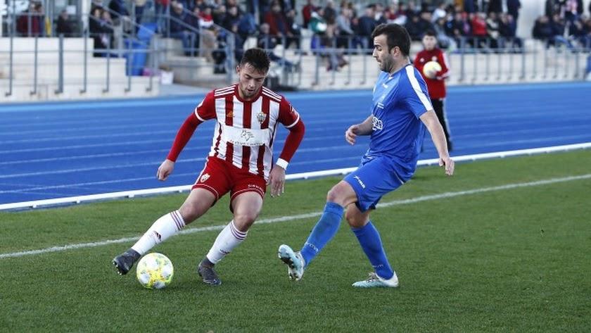 El filial jugará contra equipos de Granada y Jaén.