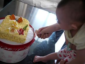 Photo: 切蛋糕