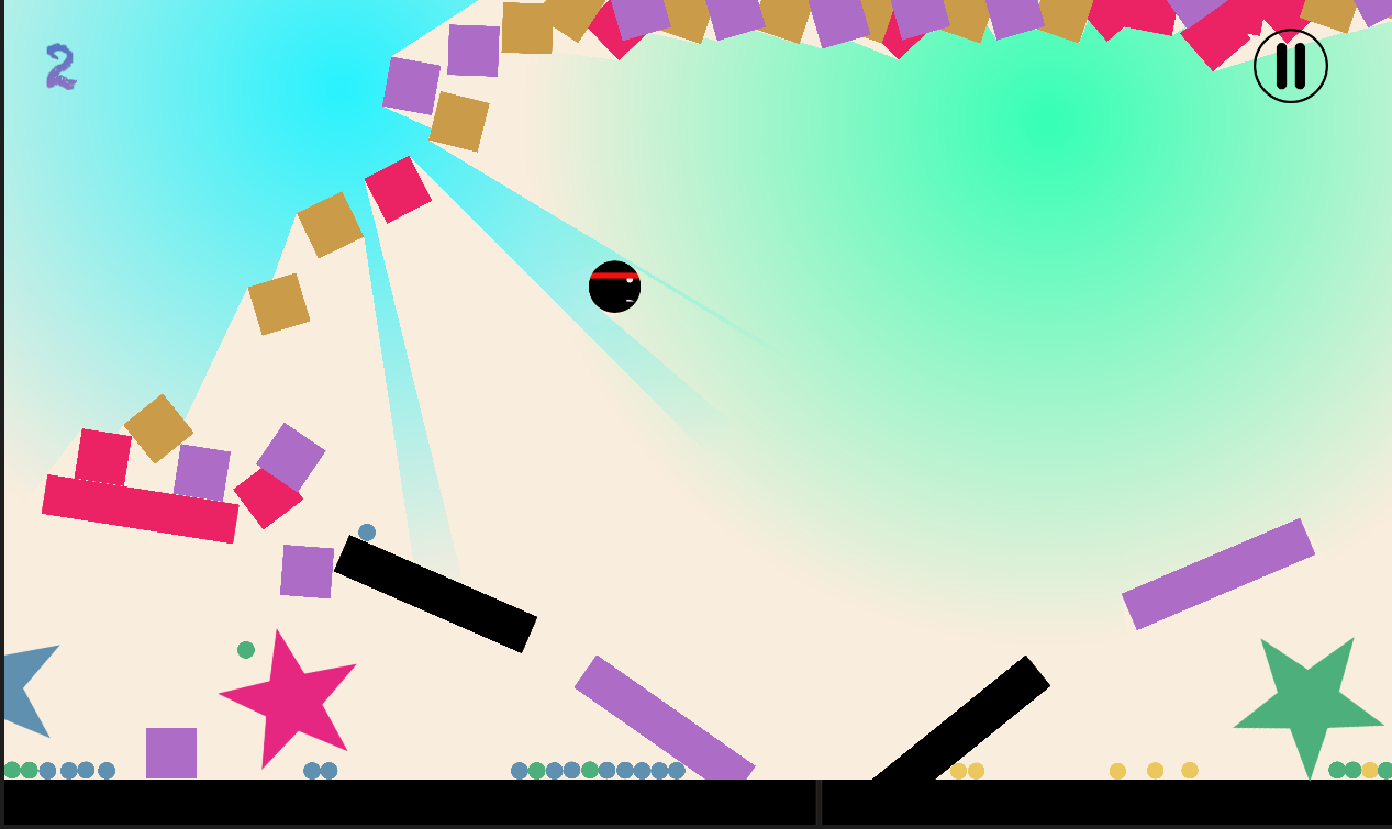 Crazy Ball - Super Bouncy Ball- screenshot