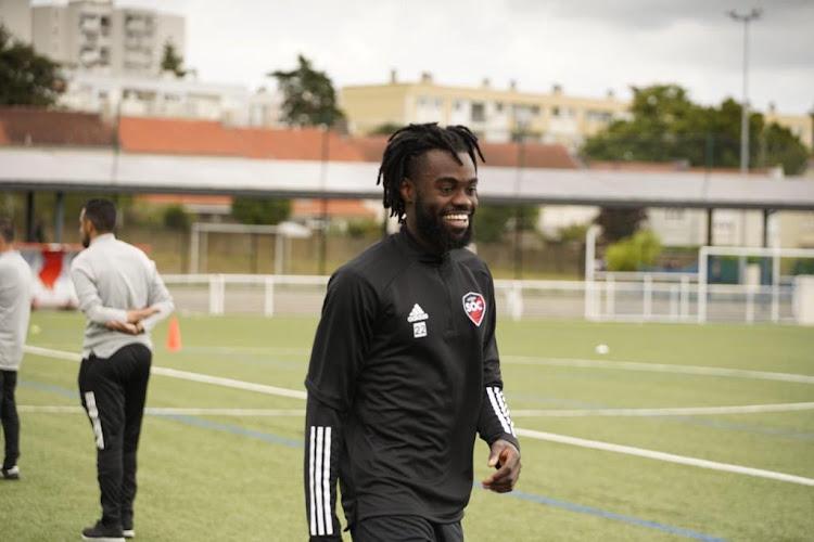 """Junior Sambu Mansoni revient sur son départ en France : """"Je ne voulais pas rater cette belle opportunité"""""""