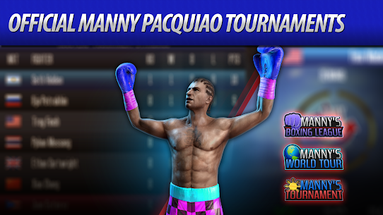 Real Boxing Manny Pacquiao App Latest Version Download For Android and iPhone 4