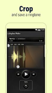 Call Ringtone Maker – MP3 & Music Cutter Mod