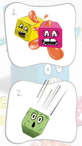 Panicking Colors Free 1.4 screenshots 1