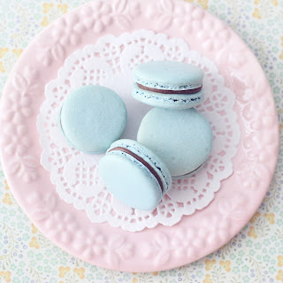 Earl Grey Macarons (Recipe) Recipe