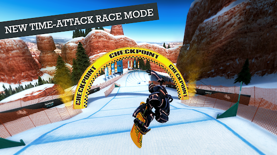 Snowboard Party 2 1.1.0 (Retail & Mod) Apk + Data