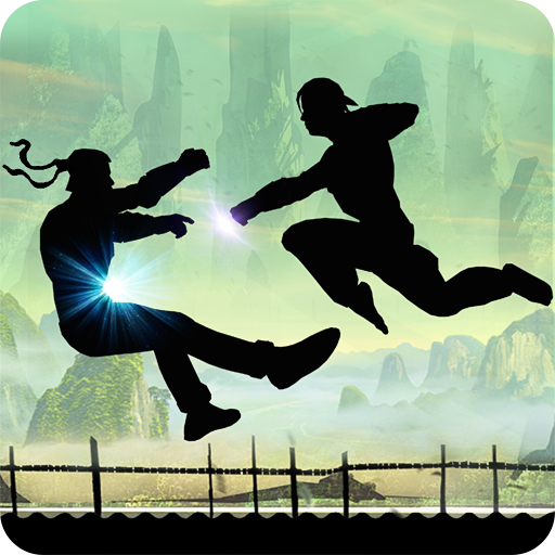 Real Ninja Fighting: Kung Fu Games