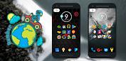 Rumber - Icon Pack Aplicaciones para Android screenshot
