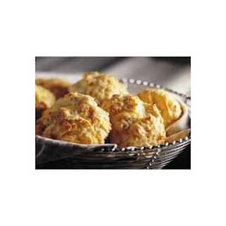 Garlic-Cheese Biscuits