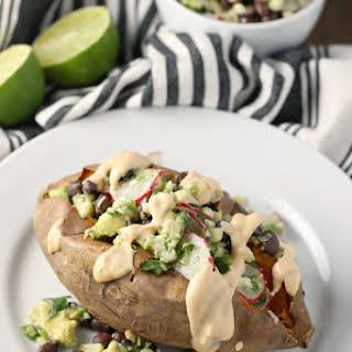 Southwest Stuffed Potatoes.