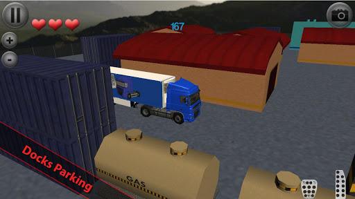 Euro Truck Parking screenshot 14