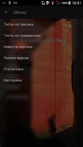 Языковые тесты