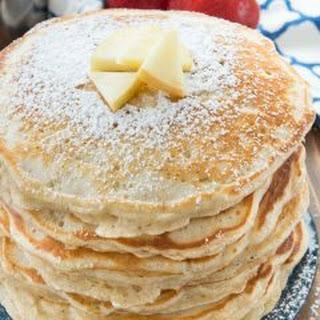 Apple Fritter Pancakes.