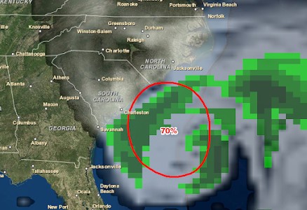 Atlantic Hurricane Tracker screenshot 2