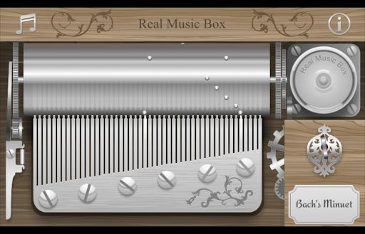 真正的音乐盒