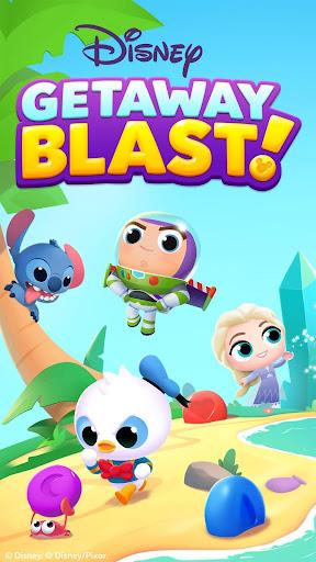 Disney Getaway Blast: Pop & Blast Disney Puzzles 1.5.4a de.gamequotes.net 1