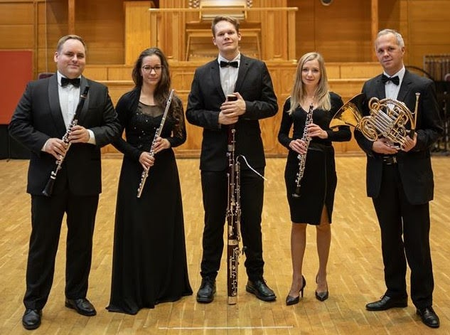 Bemutatkozik a Stephanus Quintett