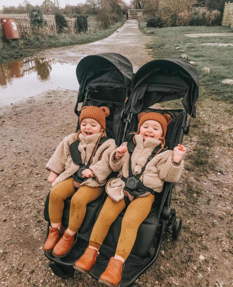 Mountain Buggy Nano Duo Stroller Review