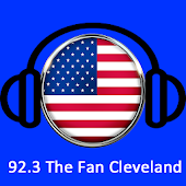 Radio for 92.3 The Fan Cleveland