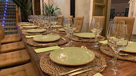 Imagen del interior del restaurante Meraki.