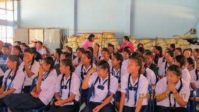 Photo: Baan Pangtonduea School, Mae Ai District