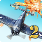 AirAttack 2 - WW2 Airplanes Shooter icon