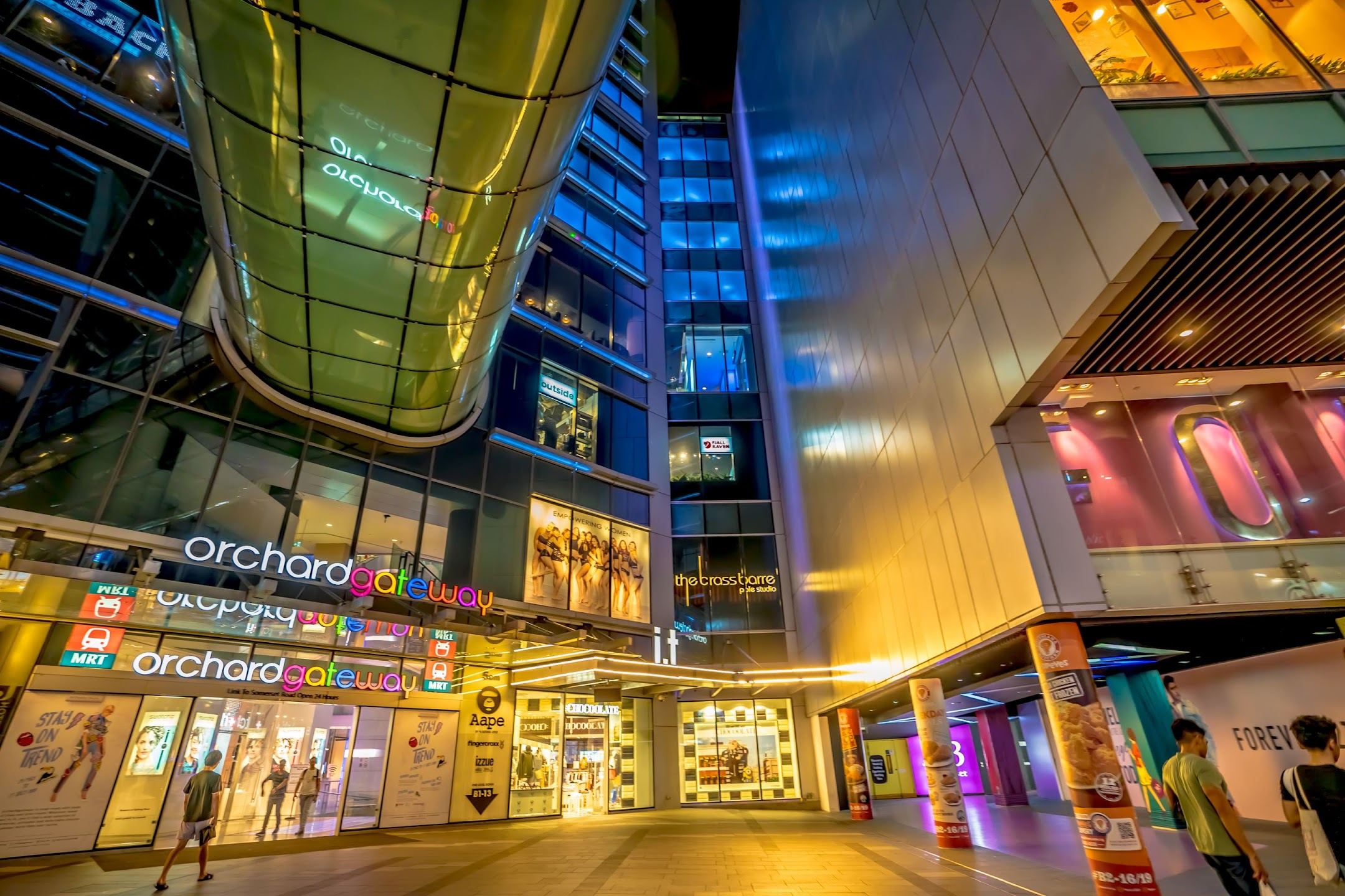 Singapore Orchard Gateway1