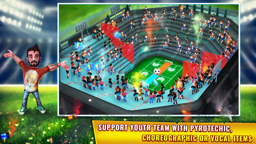 Football Fans: Ultras The Game  captures d'u00e9cran 2
