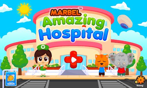 Marbel - Hospital Adventure apktram screenshots 10