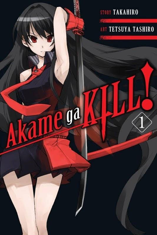 Akame ga Kill! (2015) - complete