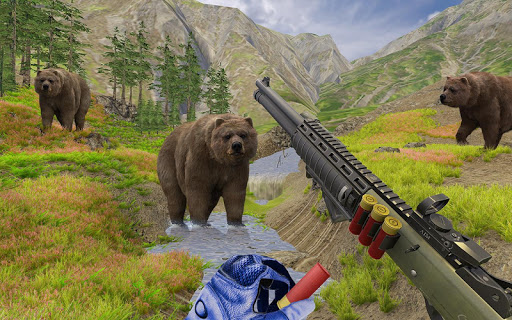 Code Triche Wild Deer Hunting Adventure :Animal Shooting Games mod apk screenshots 4