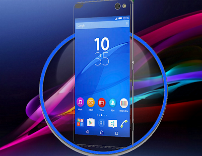 Launcher Theme for Sony Xperia 2 0 Hileli APK indir Mod Download