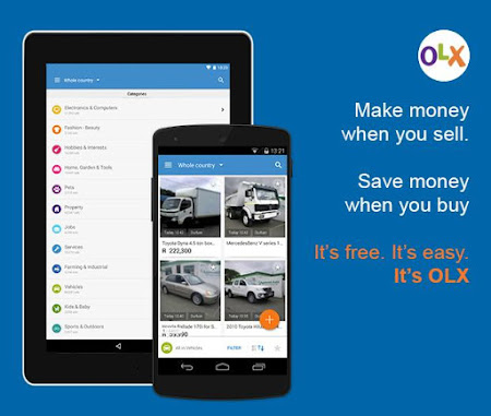 OLX South Africa: Sell and Buy 3.5.16 screenshot 315164