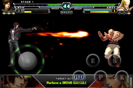 THE KING OF FIGHTERS-A 2012(F) screenshot 2