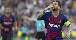 Grande Messi.