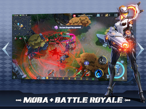 Survival Heroes - MOBA Battle Royale 1.1.0 screenshots 6