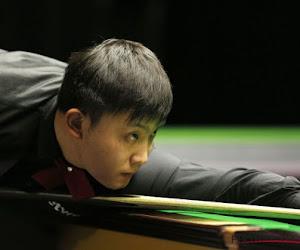 Deux Chinois sont suspendus plusieurs années de toute compétition de snooker